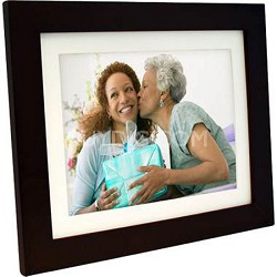 "10.4"" Digital Photo Frame (Espresso)"