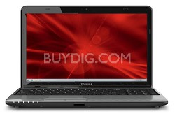 "Satellite 15.6"" P755D-S5172 Notebook PC - AMD Quad-Core A8-3500M Accel. Proc."