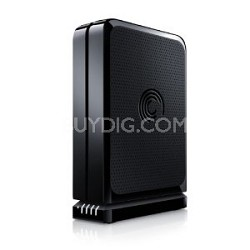 FreeAgent GoFlex Desk STAC1000100 1 TB - External - Hard Drive