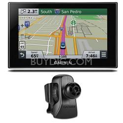 "nuvi 2789LMT Advanced Series 7"" GPS Navigation w Lifetime Maps Vent Mount Bundle"