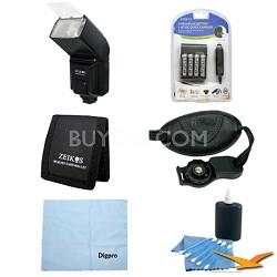 Value Flash Kit for Nikon SLR Digital Cameras