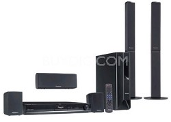 SC-PT670 - 5.1-channel DVD Home Theater System