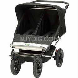 Urban Double Jogging Stroller, Black Discontinued