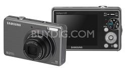 "SL420 10MP/ 5X OPT/ MPEG4 Movie/ 2.7"" LCD Digital Camera (Gray)"