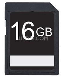 16GB SDHC Class 10 High Speed Memory Card