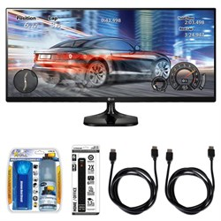"25UM58 2560 x 1080 Resolution (FHD) 25"" Monitor"