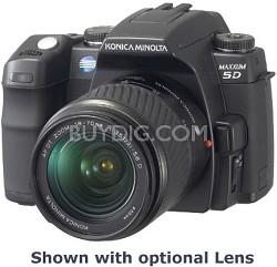 Maxxum 5D Digital SLR Body (Lens Not Included)  w/ USA Warranty