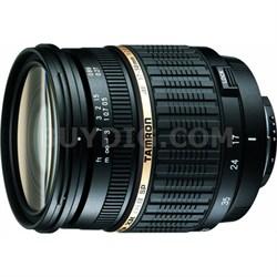 SP 17-50mm F/2.8 XR Di-II LD SP IF Zoom Lens w/ Built-In Motor - OPEN BOX