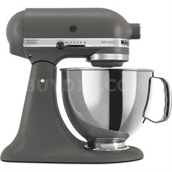 KSM150PSGR Artisan Series 5-Quart Tilt-Head Stand Mixer - Imperial Grey