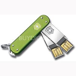 Slim Duo 128 GB (2x 64 GB) (Green Alox) (4.6171.24G64D)