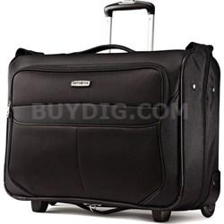 LIFTwo Carry On Wheeled Garment Bag - Black