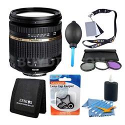 SP AF 17-50mm F/2 8 XR Di II VC LD Lens Kit for Nikon AF