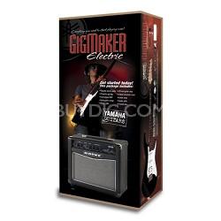 Gigmaker Electric Guitar Package-Old Violin Sunburst