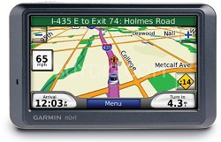nuvi 780 GPS Navigator & Personal Travel Assistant w/ MSN Direct Content