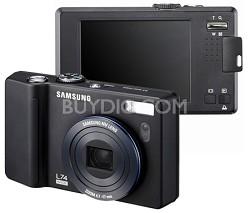 L74 Digital Camera (Black)