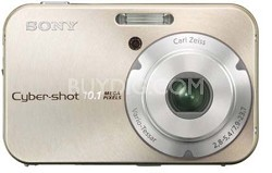Cyber-shot DSC-N2 - 10.1MP Digital Camera with 3x Optical Zoom