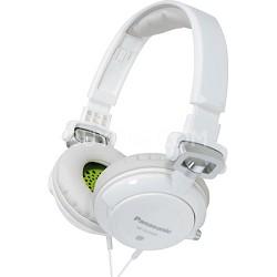 RP-DJS400-W DJ Street Model Headphones (White)