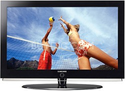 "LN-S5296D - 52"" High Definition 1080p LCD TV w/ Digital CableCard Slot (DCR)"