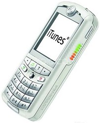 ROKR E1 Cell Phone w/ iTunes