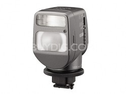 HVL-HFL1 Flash/Video Light for Handycam Camcorders - OPEN BOX