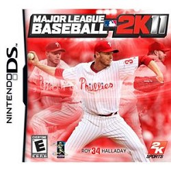 Major League Baseball 2K11 Nintendo DS