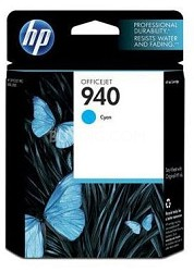 PS HP Officejet 940 Cyan Ink Cartridge