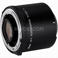 Tc-20EII  2x Telephoto Converter with  NIKON USA WARRANTY