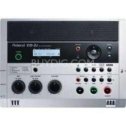 CD-2i CD/SD Battery Powered Recorder