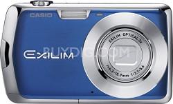 "Exilim S5 10MP 2.7"" LCD Digital Camera (Blue)"