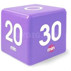TimeCube - Purple Simple Timer (DF-34)