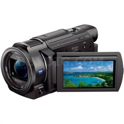 "FDR-AX33/B - 4K Camcorder with 1/2.3"" Sensor (Black) - ***AS IS***"