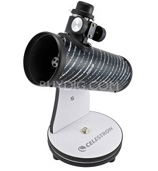 Celestron 21024-A FirstScope Telescope with Accessory Kit - OPEN BOX