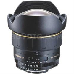 SP Autofocus 14mm f/2.8 Aspherical (IF) Rectilinear Lens for Pentax Mounts
