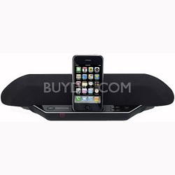 mini Side Bar Home Speaker System for iPod and iPhone (MA5004BK)