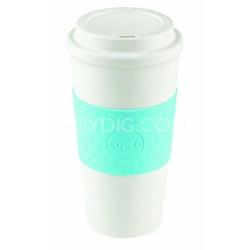 Acadia Travel Mug, 16-Ounce, Azure Blue 2510-9917