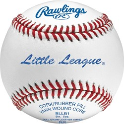 RLLB1 Little League Competition Grade Baseballs (One Dozen)