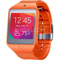 Gear 2 Neo Dust and Water Resistant Orange Watch - OPEN BOX