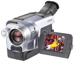 DCR-TRV250 DIGITAL8 CAMCORDER