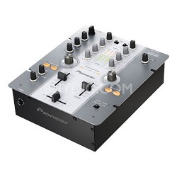 DJM-250-W 2-Channel Performance DJ Mixer - White