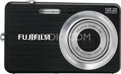 FINEPIX J38 12 MP Digital Camera (Black)