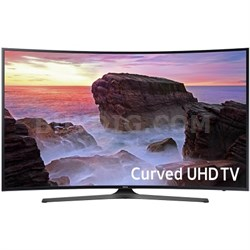 "UN65MU6500FXZA Curved 65"" 4K Ultra HD Smart LED TV (2017 Model)"