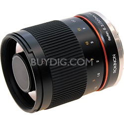 300mm F6.3 Mirror Lens for Canon EF