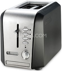 CTH2003B - 2-Slice Metal Toaster