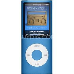 iPod Nano 4th Generation 16GB MP3 Player - Blue