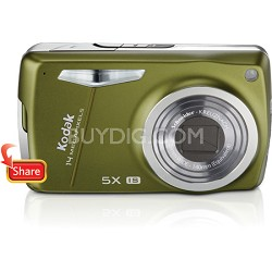 "EasyShare M575 14MP 3.0"" LCD Digital Camera (Green)"