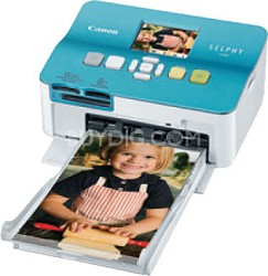 SELPHY CP780 Compact Photo Printer Blue