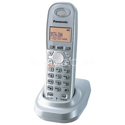 KX-TGA630S DECT 6.0 Digital Cordless Handset for Use with 6300 and 9300 Series