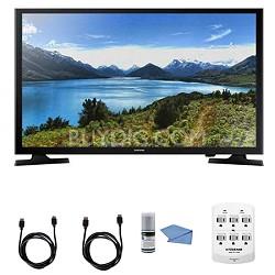 UN32J4000 - 32-Inch LED HDTV J4000 Series + Hookup Kit