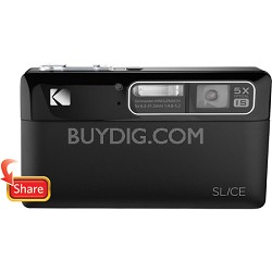 "Slice 14MP 3.5"" LCD Touchscreen Digital Camera (Black)"