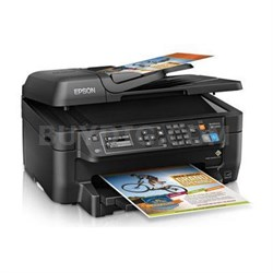 WorkForce WF-2650 Wireless Color All-In-One Printer - C11CD77201